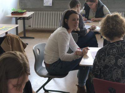 Design Thinking Workshop für Hochschul - und Schulleitungen