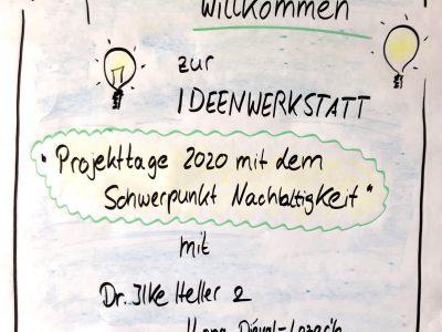 Ideenwerkstatt am Stromberg-Gymnasium