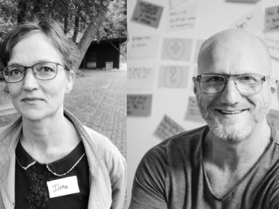 Neue Coaches an Bord! Jochen Gürtler & Ilona Diéval-Lozac'h