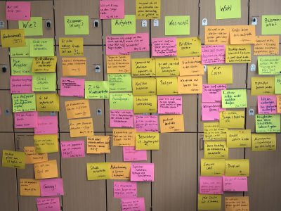 Design Thinking Workshop für LehrerInnen und SchülerInnen
