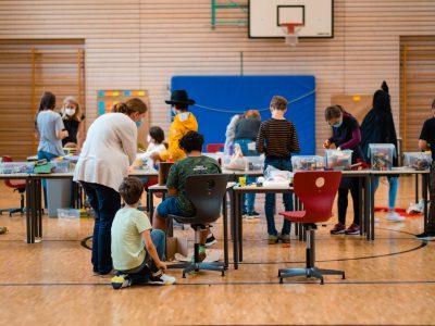 Ideen-Werkstatt an der Schickhardt-Gemeinschaftsschule